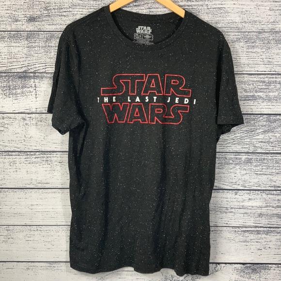 Star Wars The Last Jedi Tee Shirt